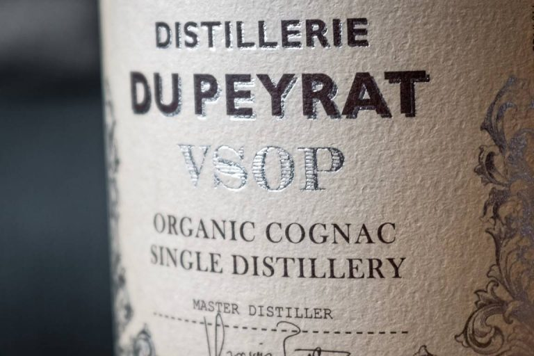 Etiquette VSOP - VSOP Label